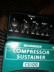 Compresor Behringer Volumen Completó en