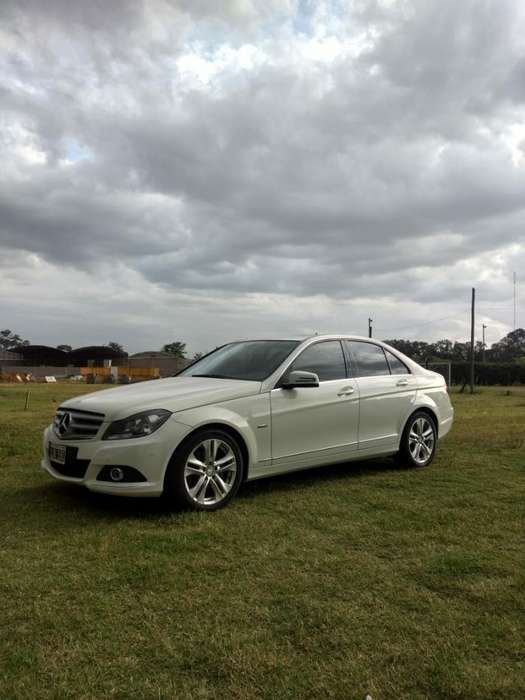 Mercedes-Benz Clase C 2012 - 0 km