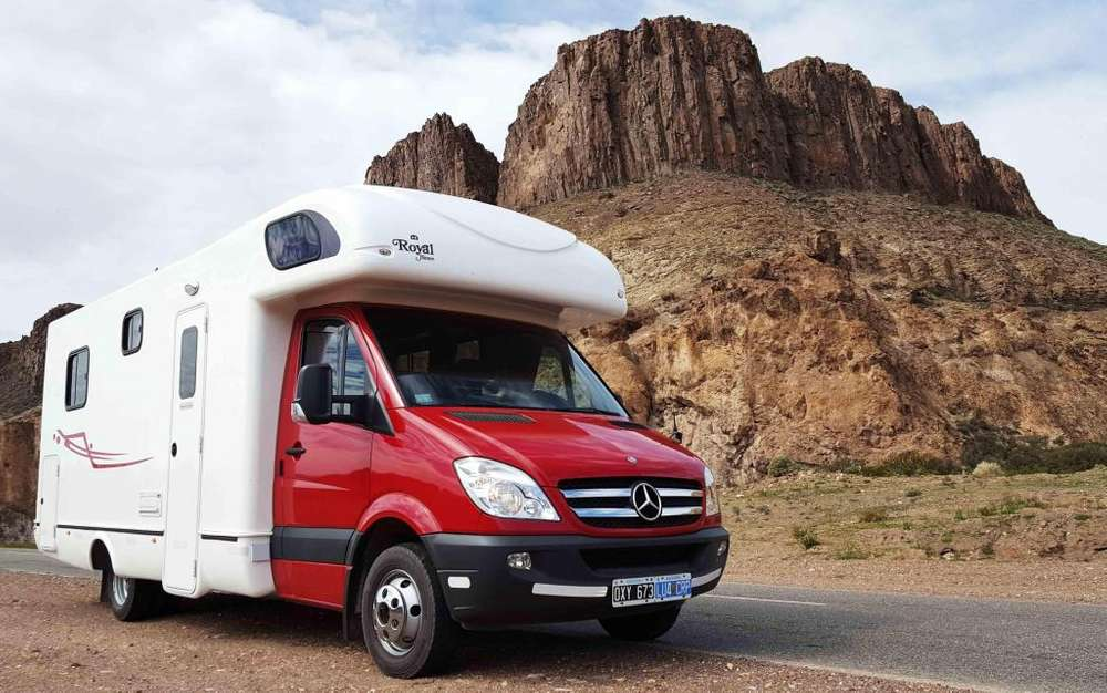 Motorhome Sprinter 515 CDI mod 2015 Royal Home excelente