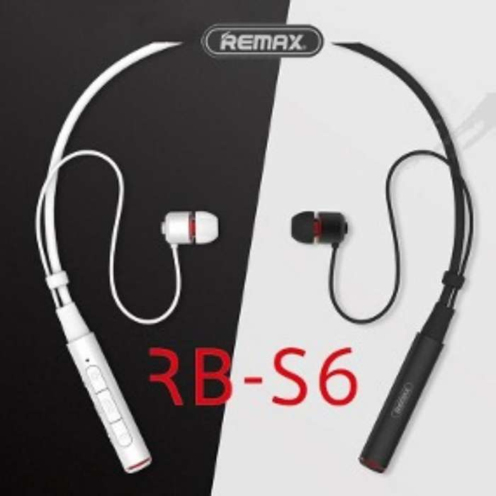 Auriculares Bluetooth Remax Rb S6