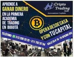 CURSO DE TRADING ENFOCADO EN CRIPTOMONEDAS