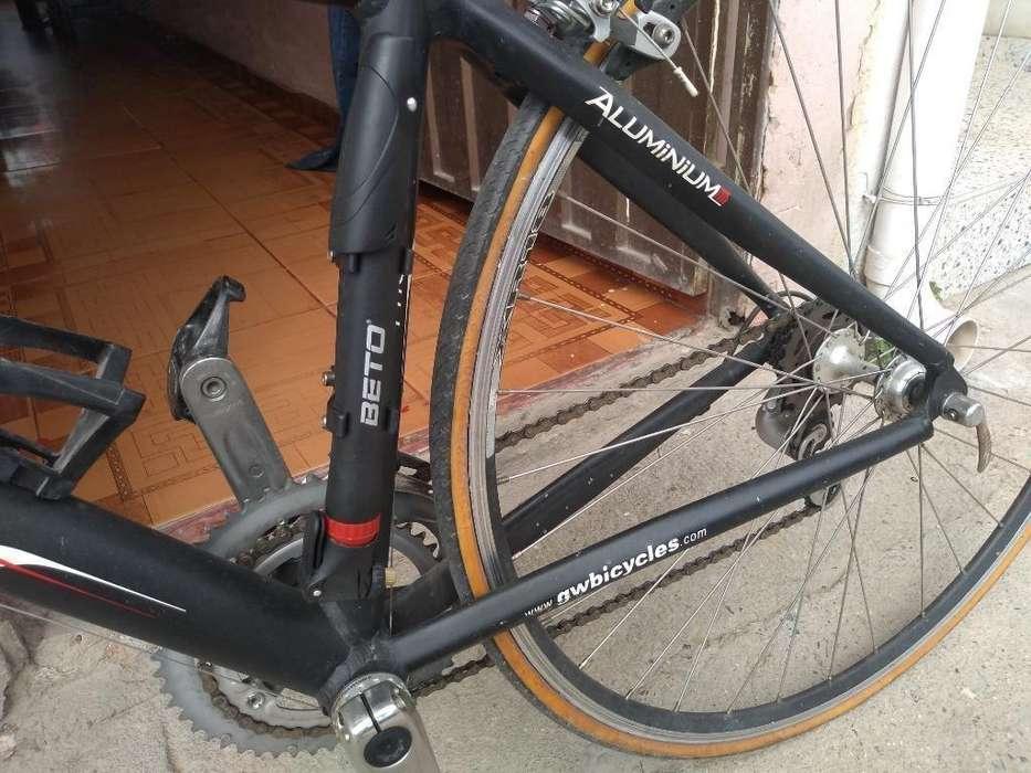 Bicicleta Shimano Gw Pro Tour Aluminium urgente