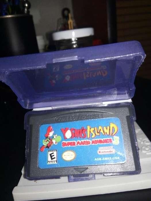 Yoshi Island Mario Advance 3