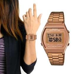 c0d0a4ccc8bb ... Reloj CASIO B640WC-5ADF Clásico Vintage Retro ...
