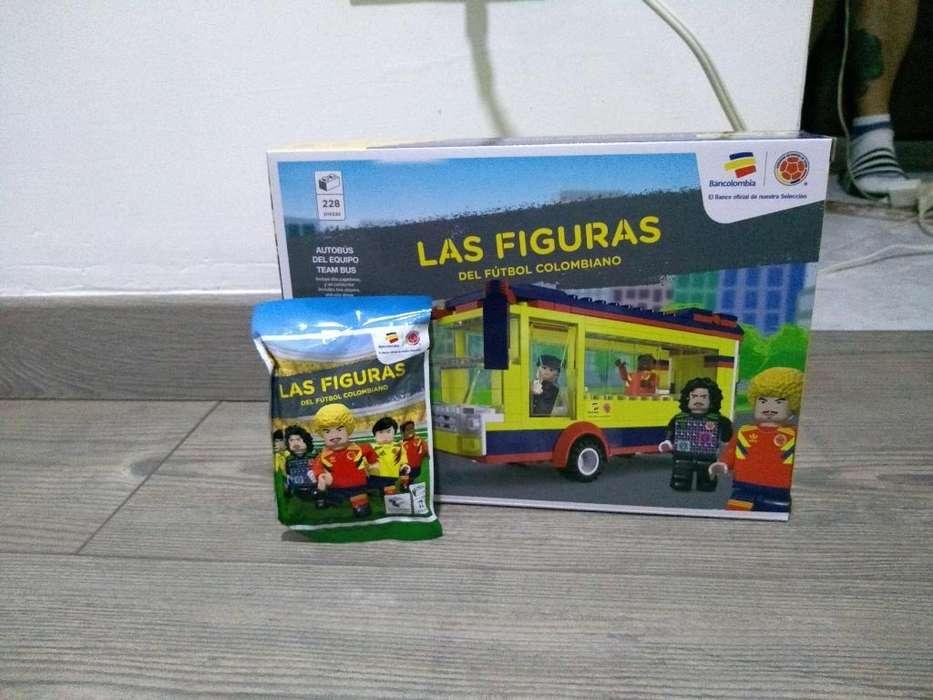 Bus Lego Seleccion Colombia