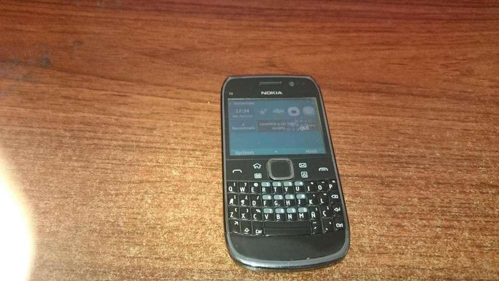 Nokia E6 Libre para Repuestos No Lee
