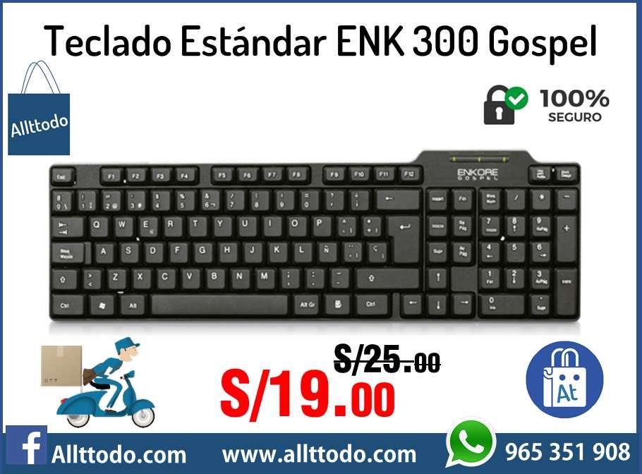 Teclado Estándar ENK 300 Gospel - ENVIO GRATIS