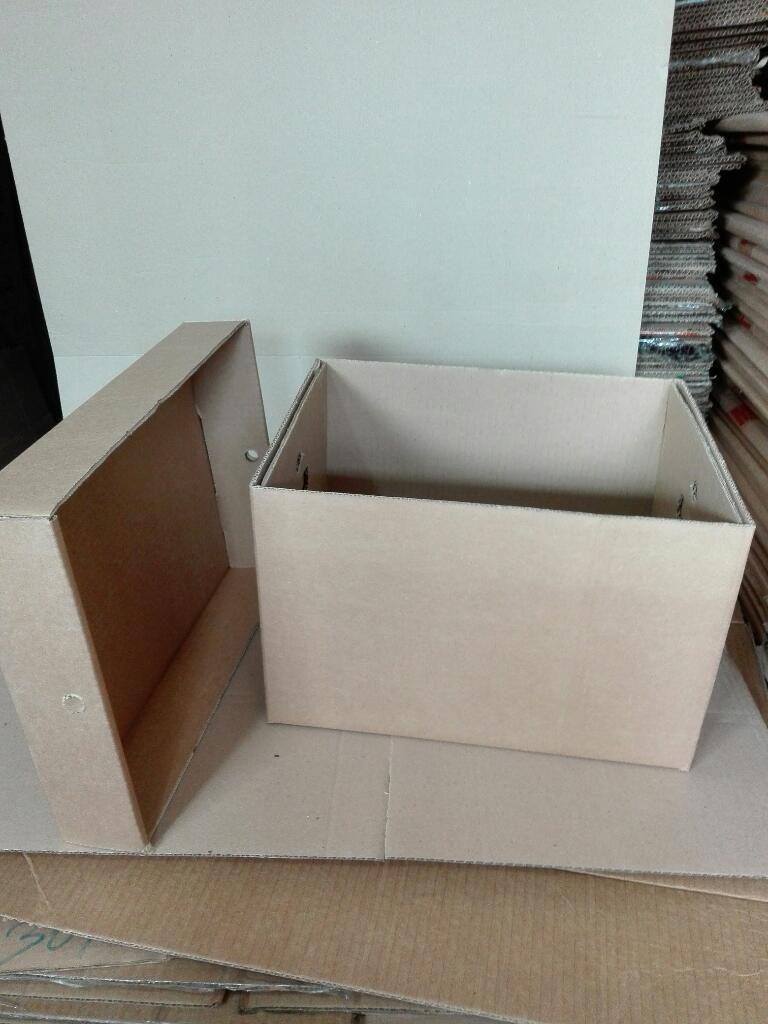 Cajas de Archivo 30 X 40 X 27 Cm