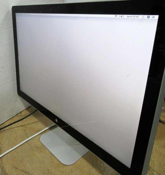Apple Monitor Cinema Display 24 Pulgadas