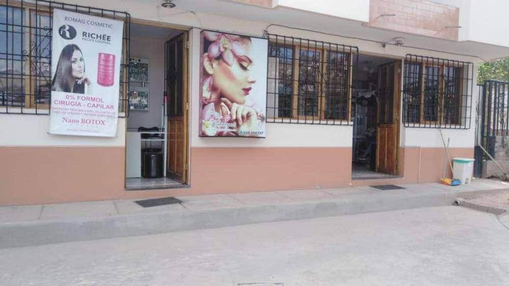 Traspaso Salon Spa