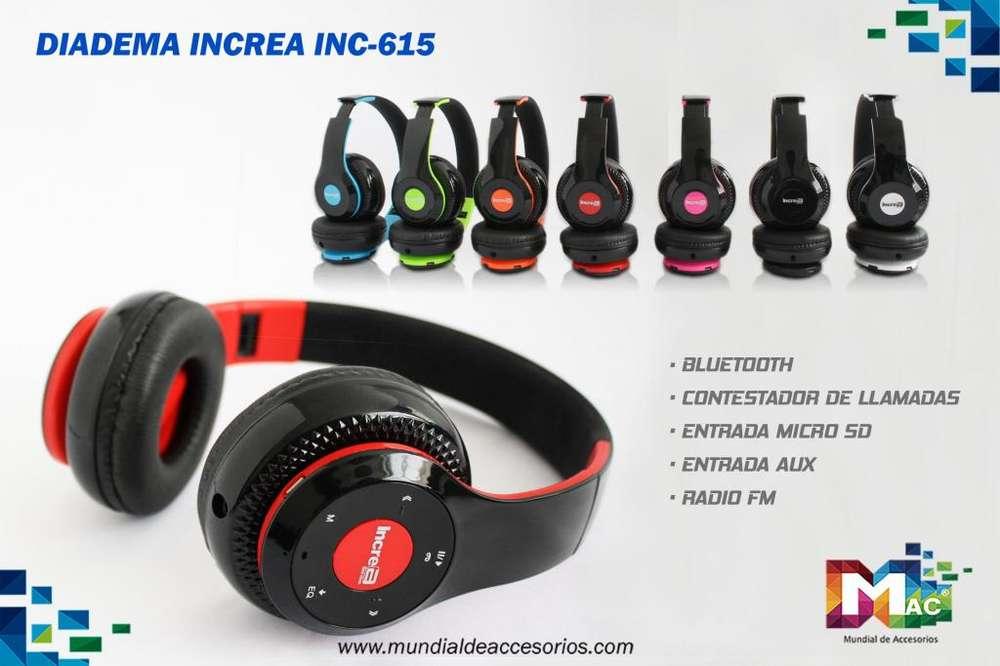DIADEMA INCREA S615