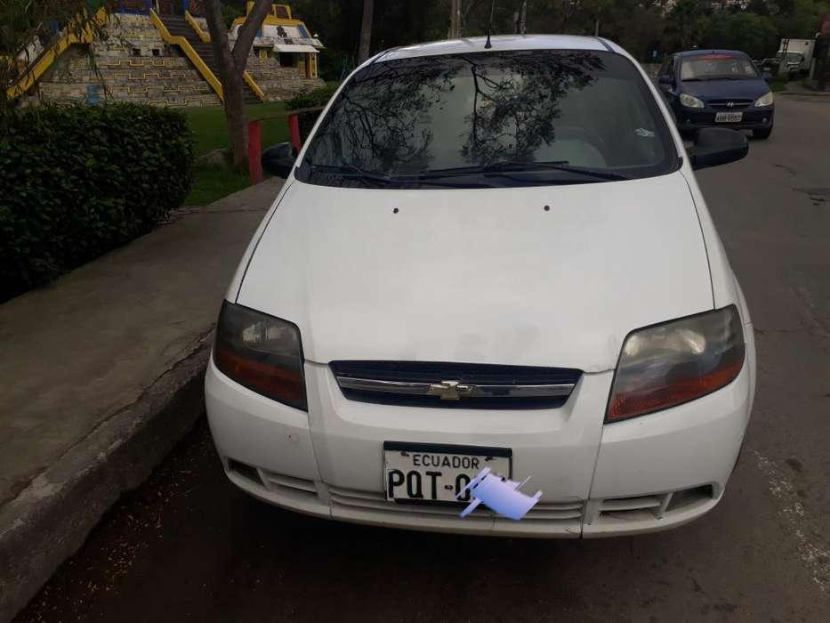 Chevrolet Aveo 2007 - 260 km