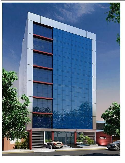 Venta Ultimas Oficinas de Estreno en Centro Empresarial de Negocios en San Borja