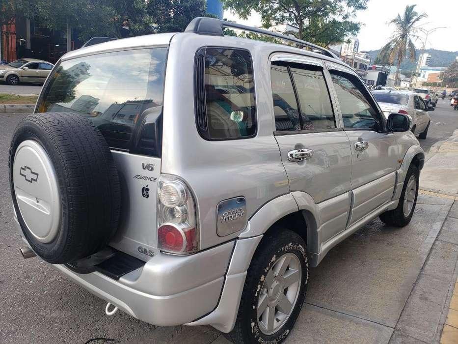 Chevrolet Grand Vitara 2006 - 121000 km