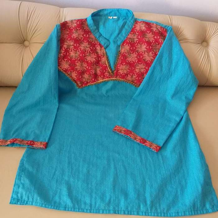 Blusa Indu Talle 2