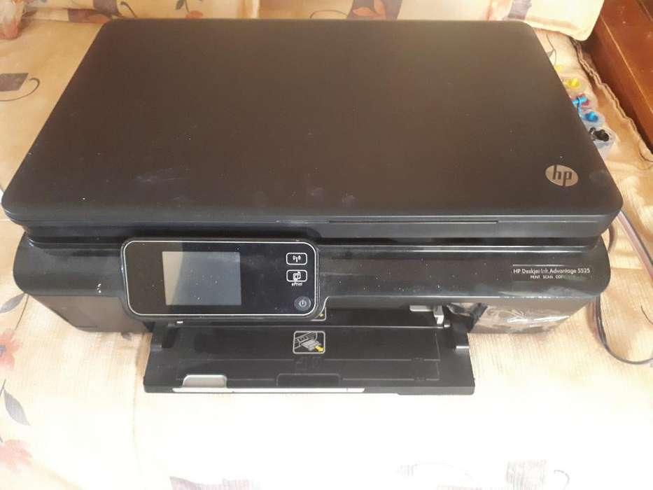 Vendo Impresora Multifincion Hp 5525 Sis
