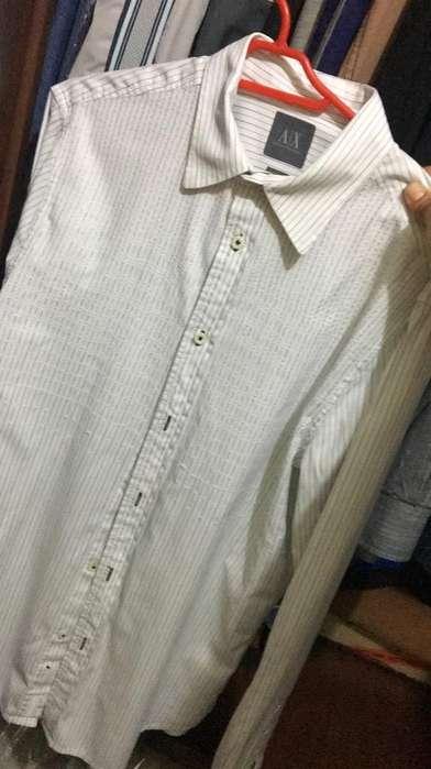 Camisa Armani Talla S