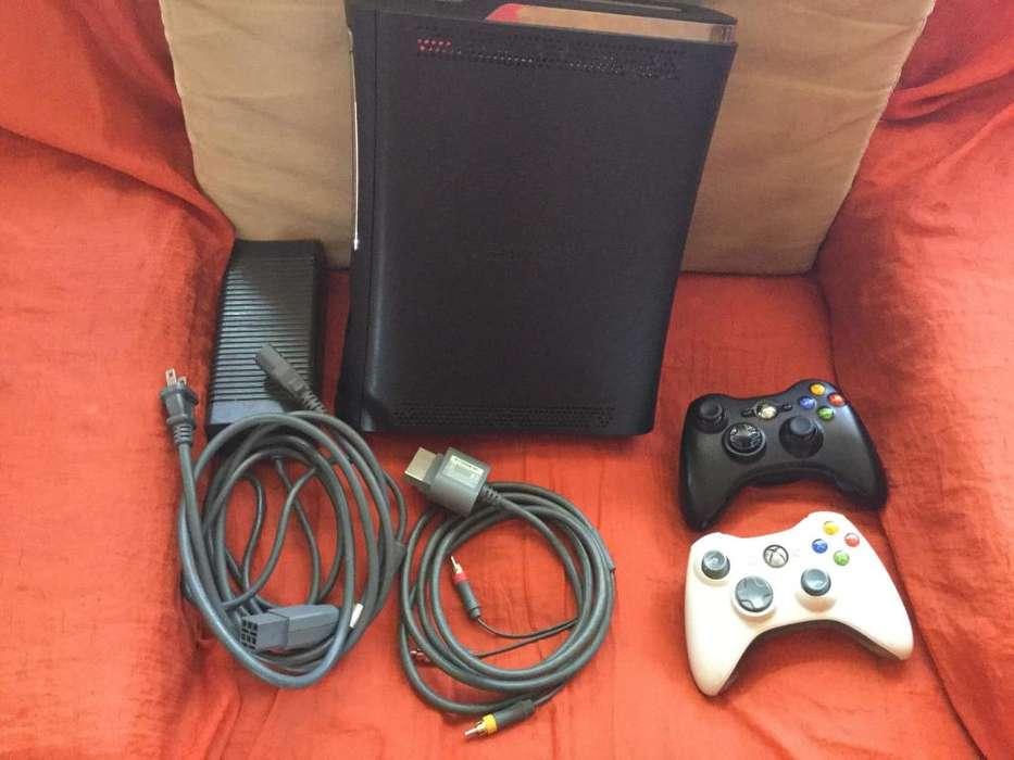 Xbox 360 elite modificado