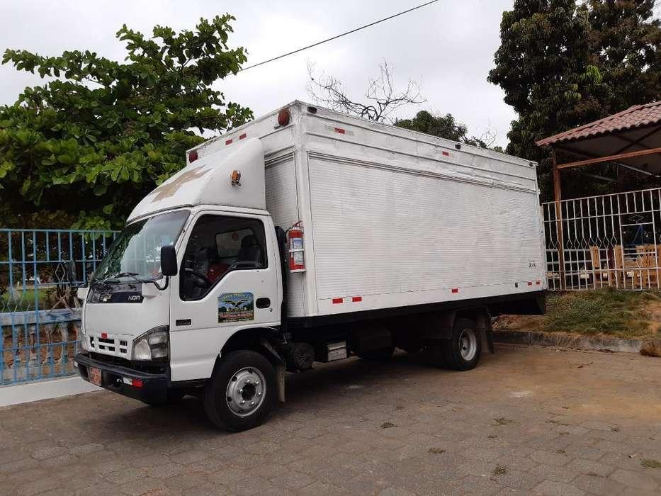 Camion Nqr 2009