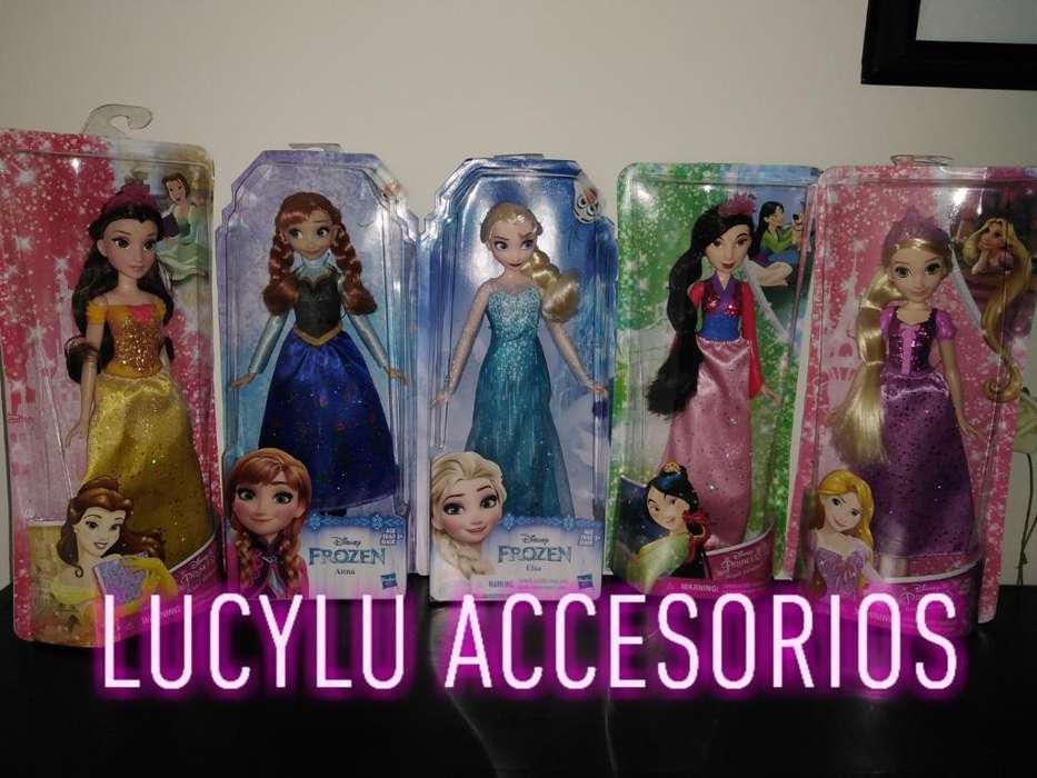 Princesas Disney Originales