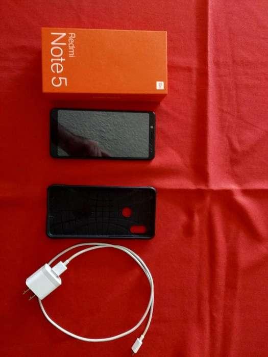 Xiaomi Redmi Note 5 Pro Negro 4gb Y 64