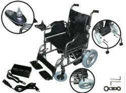 Silla de ruedas electrica americana marca semca