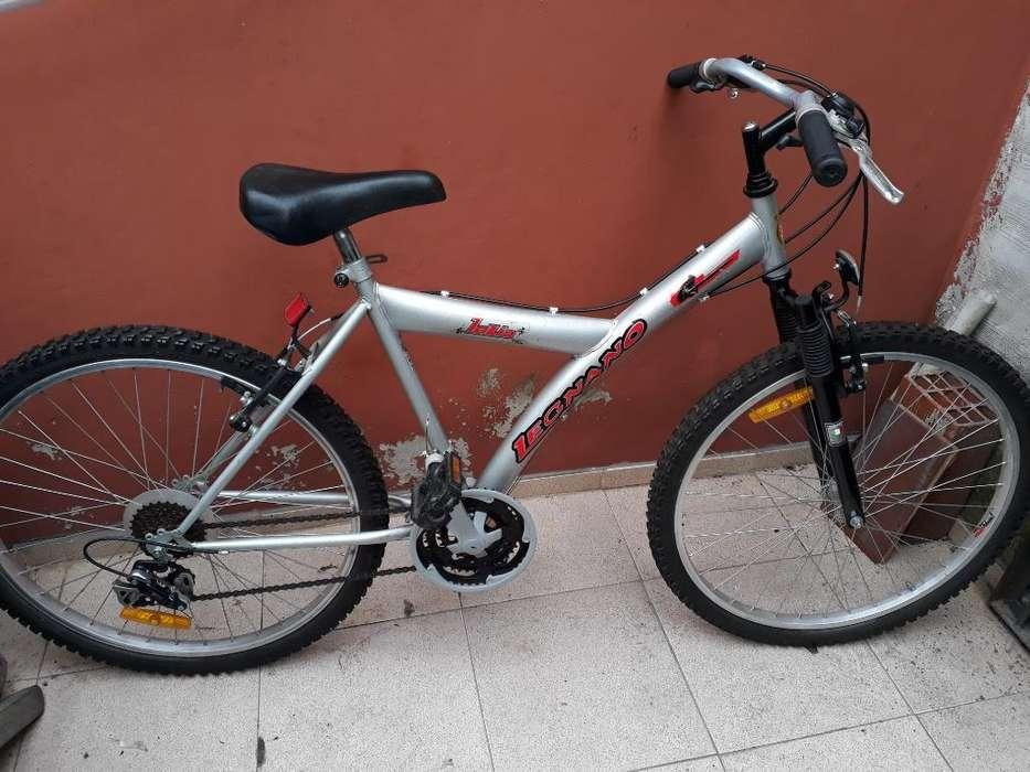 Bicicleta Mountain Bike Legnano 26