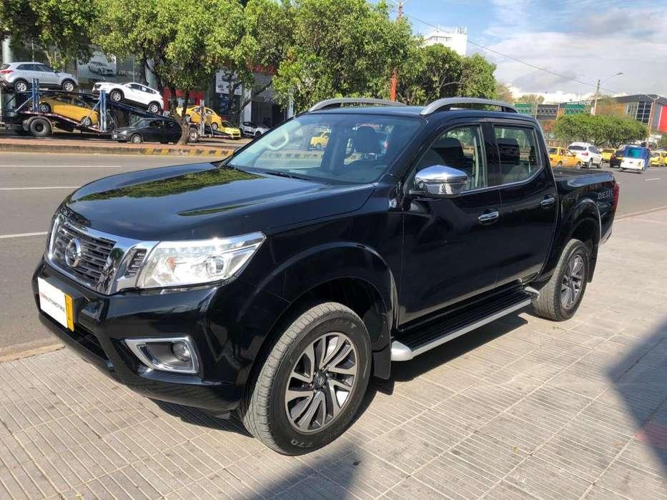 Nissan Frontier 2016 - 24500 km
