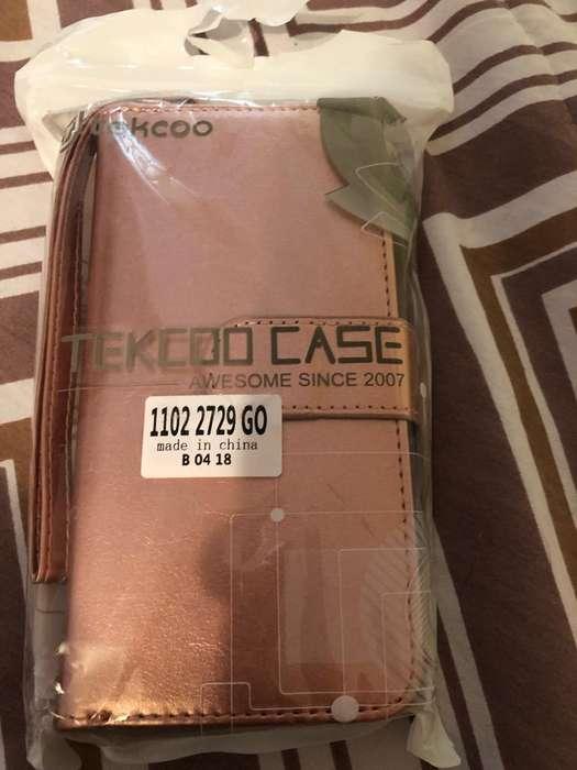 Case Billetera Samsung S8 Hermoso
