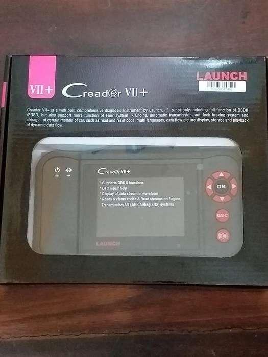 Oportunidad: Scanner Launch Creader Vii