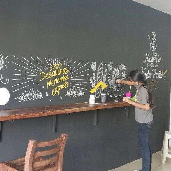 Pintura artística - Decorativa para tu casa y negocio.