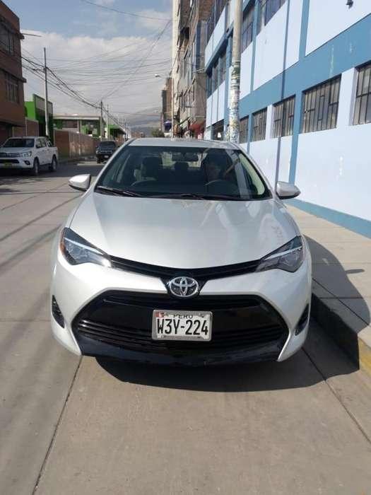 Toyota Corolla 2017 - 9500 km