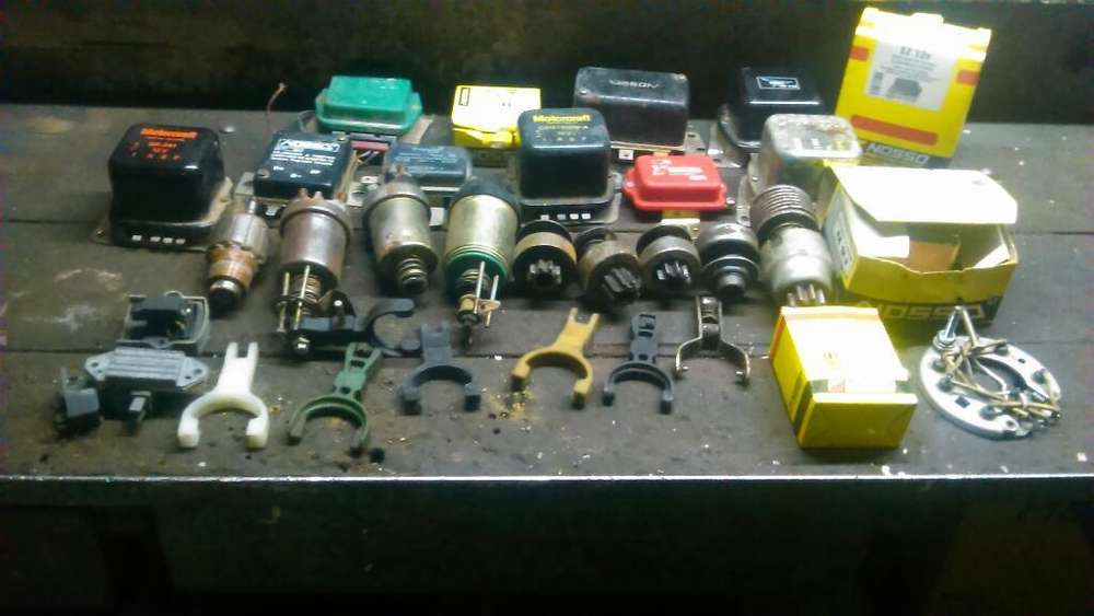 Repuestos de Electricidad Autos