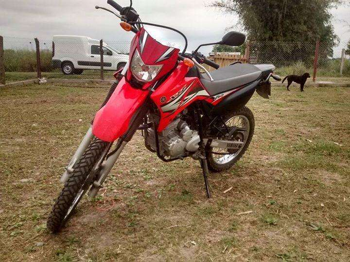 Vendo <strong>yamaha</strong> XTZ250 Mod 2012