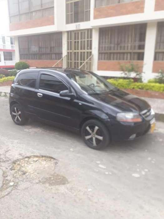 Chevrolet Aveo 2007 - 19500 km