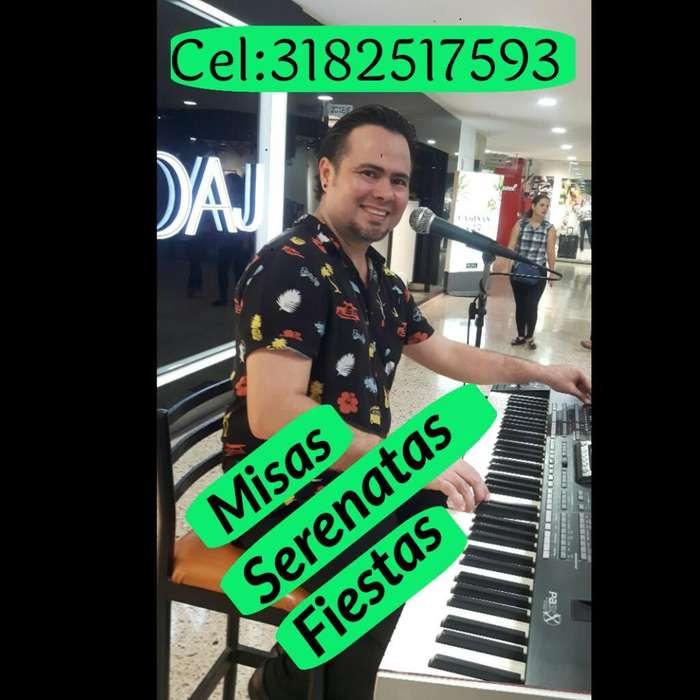 Musico Solista Serenatas Misas Fiestas .