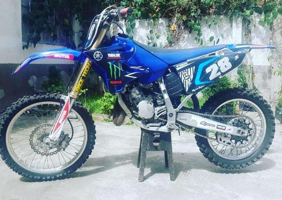 Yamaha Yz 125cc Año 2015, Motocross
