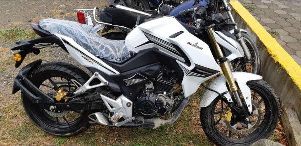Moto Ranger 250cc