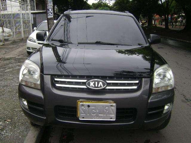 Kia New Sportage 2007 - 135000 km