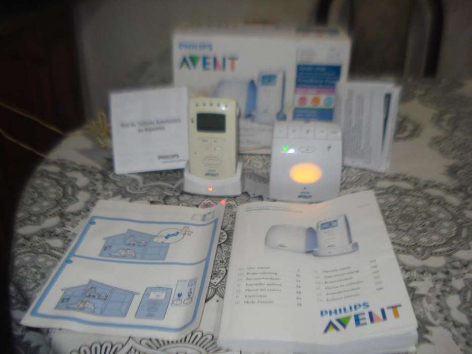 Baby Call Philips Avent Scd 525 En Caja Impecable No Envio