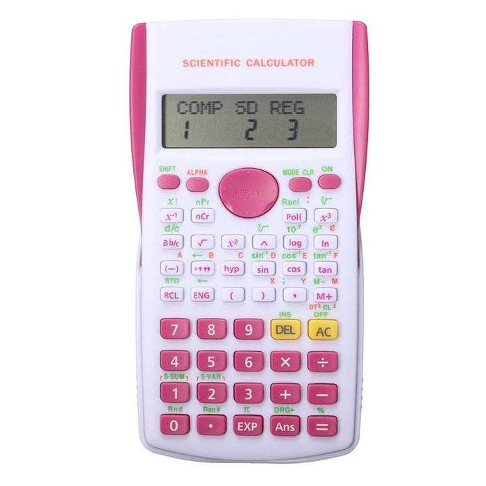 <strong>calculadora</strong> CIENTIFICA KADIO-350 MSC***PROMOCION ESCOLAR