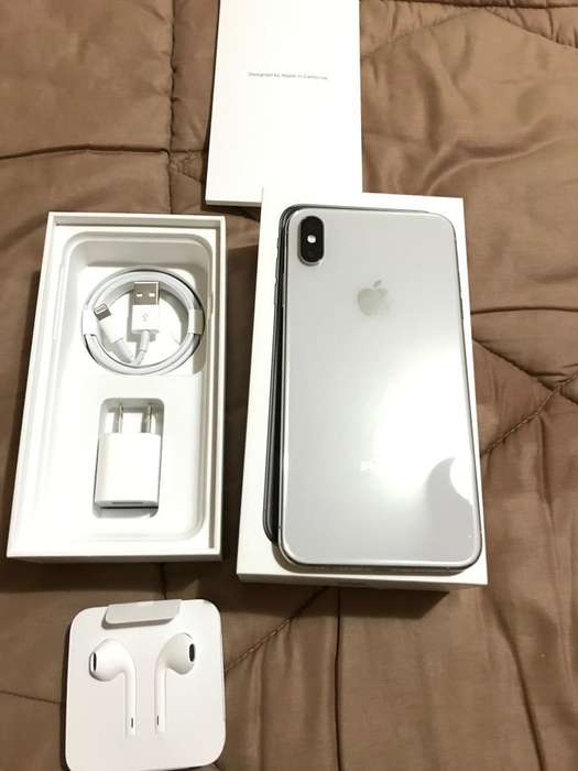 IPHONE XS MAX 256GB IMPECABLE