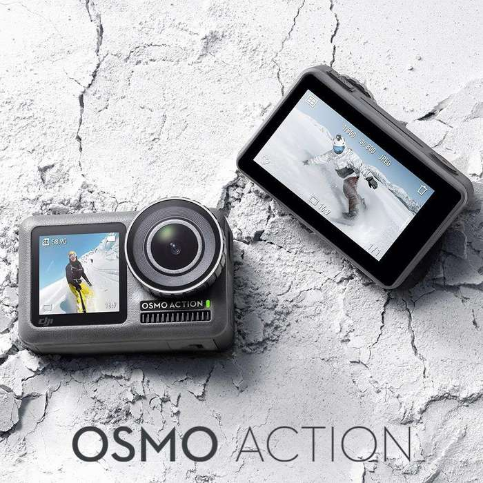 DJI Osmo Action Camara 4K 60FPS Financiamiento - IntelDeals