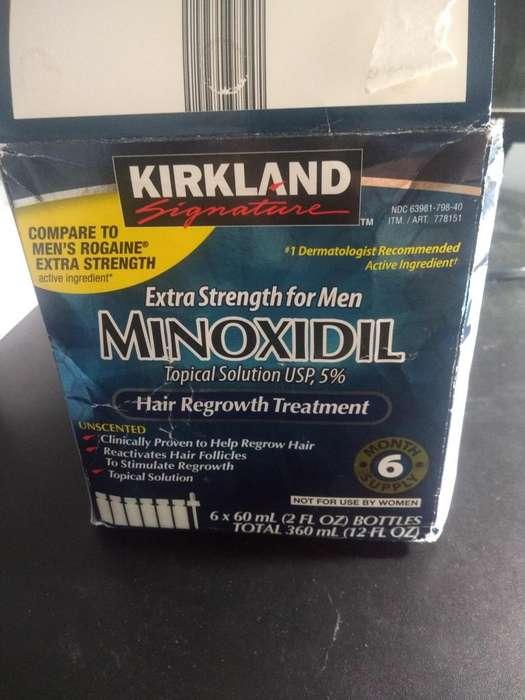Minoxidil de Kirkland al 5%