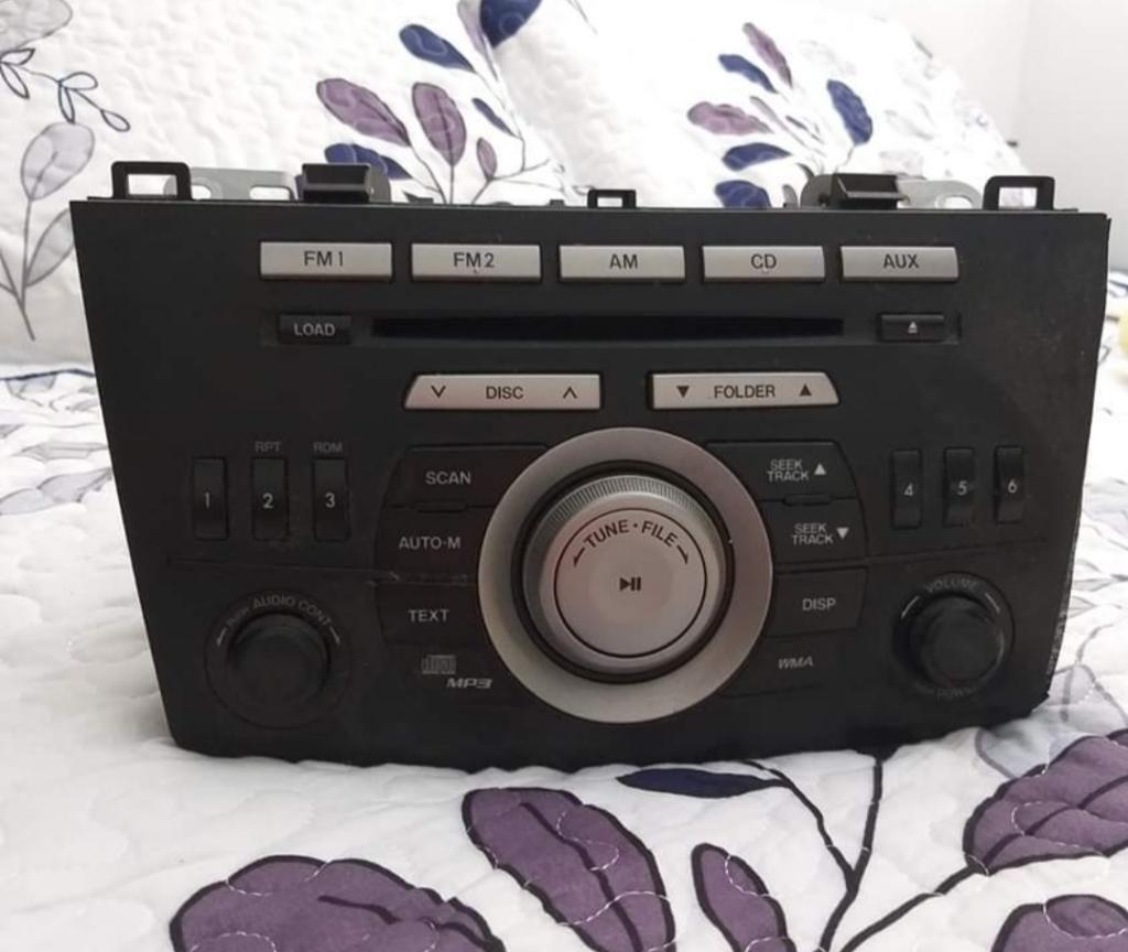Radio Mazda 3 All New