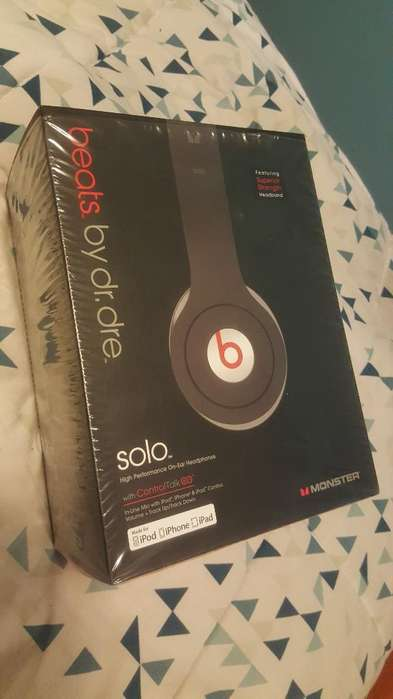Beats Solo By Dr Dre Nuevos