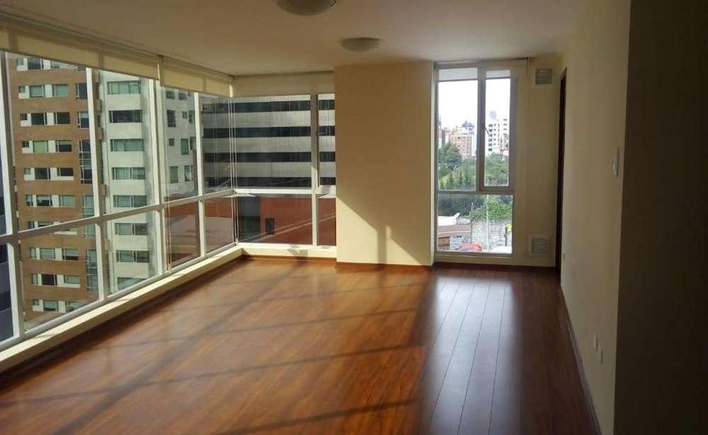 La Carolina, departamento en arriendo, 3 habitaciones, 155 m2