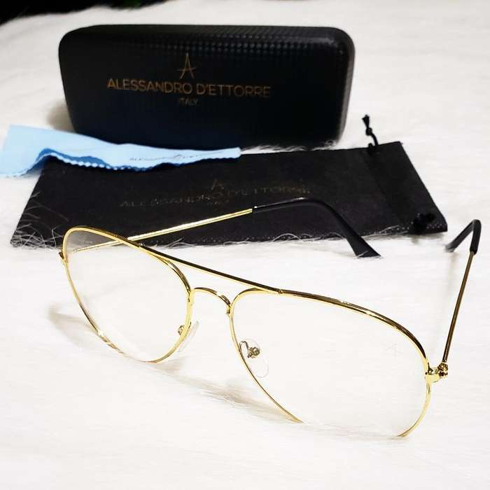 Gafas Originales Alessandro D'ettorre