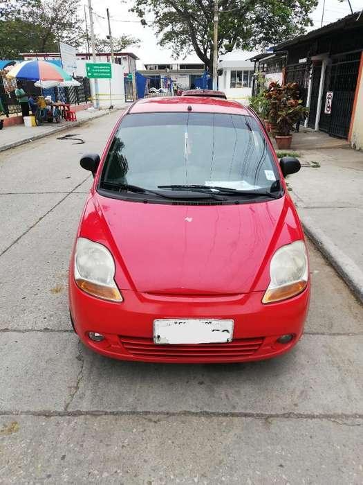 Chevrolet Spark 2010 - 219600 km