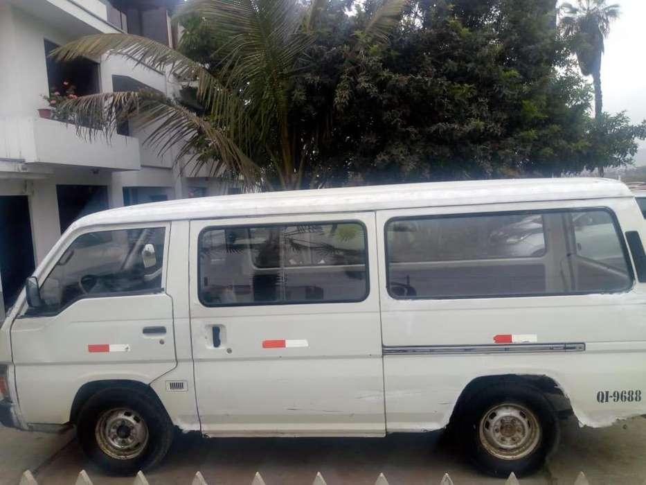 Nissan Caravan 1997 Diesel Automatica